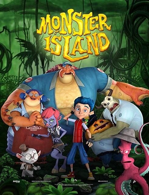 مشاهدة فيلم Monster Island 2017 مترجم اون لاين