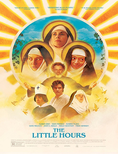 The Little Hours 2017 مترجم