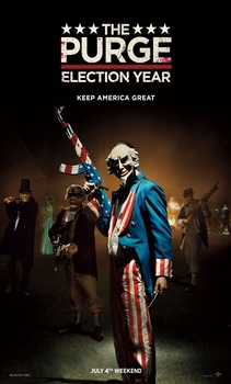 فيلم The Purge Election Year 2016 مترجم اون لاين