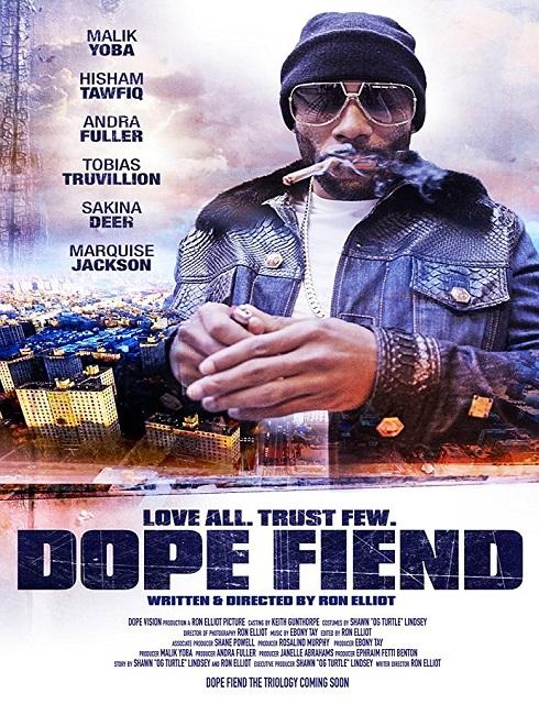 فيلم Dope Fiend 2016 مترجم اون لاين
