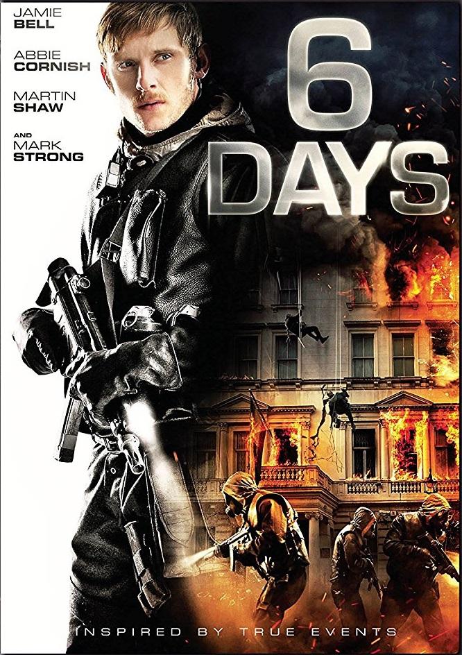 فيلم 6 Days 2017 مترجم اون لاين