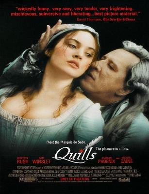 فيلم Quills 2000 HD مترجم اون لاين للكبار فقط