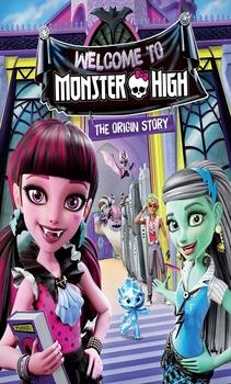مشاهدة فيلم Monster High Welcome to Monster High 2016 HD مترجم اون لاين