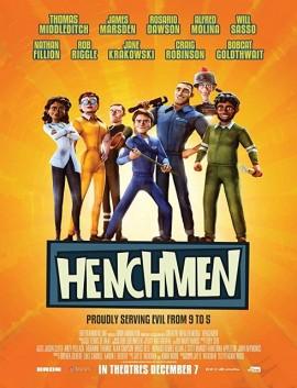 فيلم Henchmen 2018 مترجم اون لاين