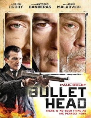 فيلم الجريمة والدراما Bullet Head 2017 مترجم اون لاين