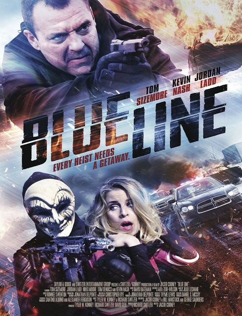 فيلم Blue Line 2017 مترجم HD اون لاين