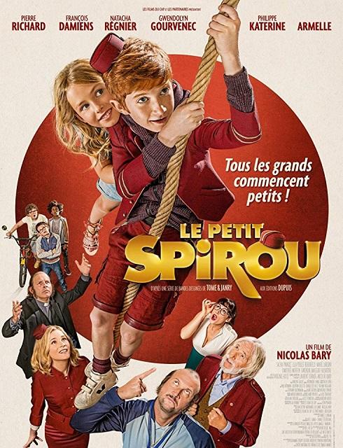 فيلم Little Spirou 2017 مترجم اون لاين