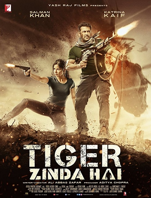 فيلم Tiger Zinda Hai 2017 مترجم اون لاين