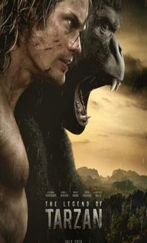 فيلم The Legend of Tarzan 2016 HDRip مترجم