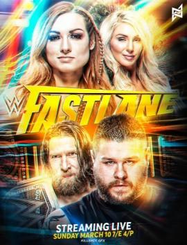 عرض WWE Fastlane 2019 مترجم