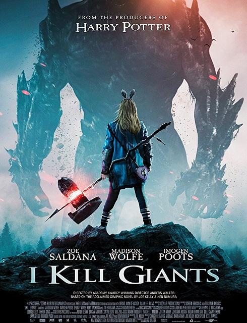 فيلم I Kill Giants 2017 مترجم اون لاين