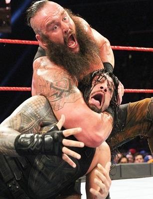 عرض الرو WWE Raw 10 04 2017 مترجم اون لاين HD