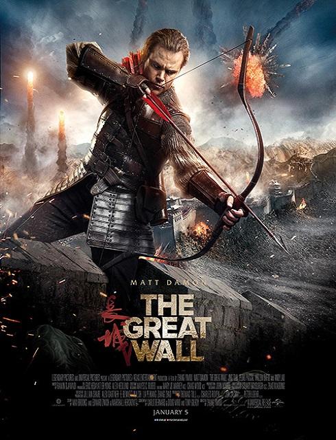 فيلم The Great Wall 2016 HD مترجم اون لاين