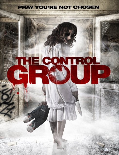 فيلم The Control Group 2014 HD مترجم اون لاين