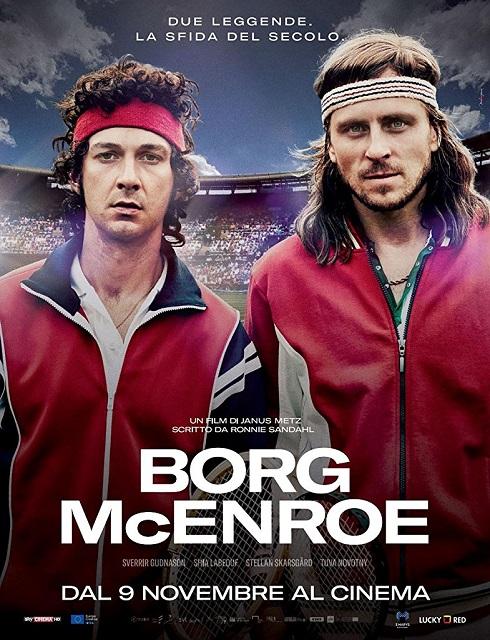 فيلم Borg McEnroe 2017 مترجم اون لاين