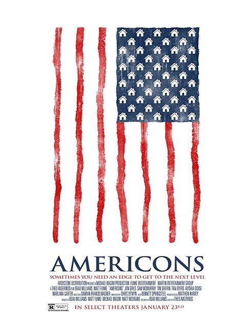 فيلم Americons 2017 مترجم اون لاين