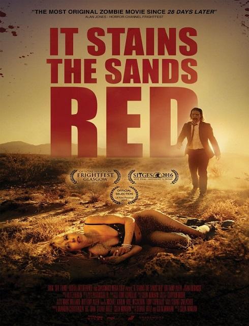 فيلم It Stains the Sands Red 2016 مترجم اون لاين