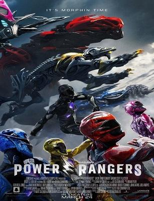 فيلم Power Rangers 2017 مترجم اون لاين