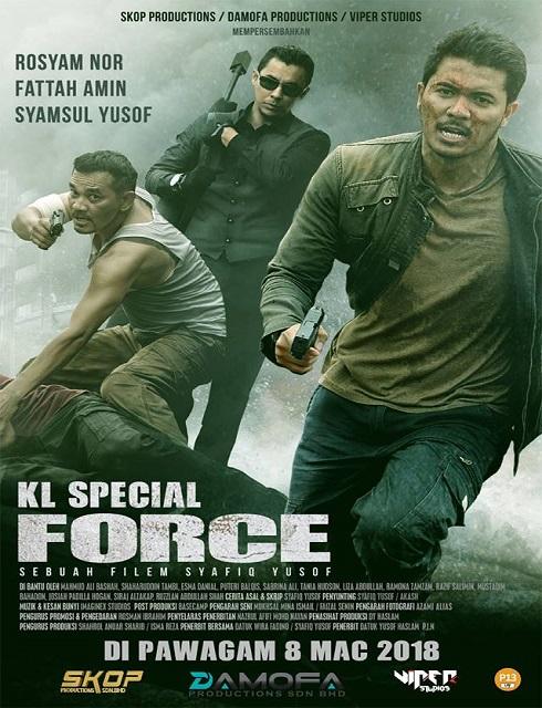 فيلم KL Special Force 2018 مترجم اون لاين