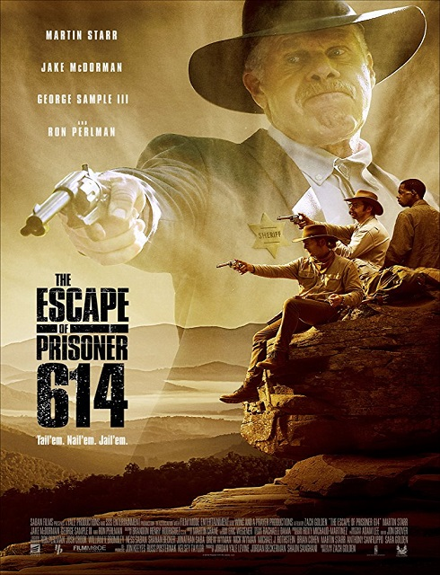 فيلم The Escape of Prisoner 614 مترجم DVD