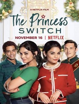 فيلم The Princess Switch 2018 مترجم اون لاين
