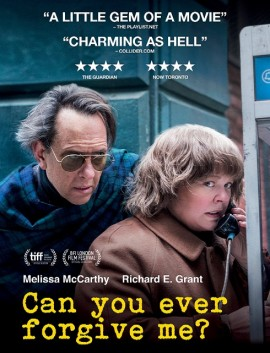 فيلم Can You Ever Forgive Me 2018 مترجم
