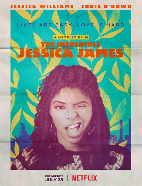 فيلم The Incredible Jessica James 2017 مترجم اون لاين