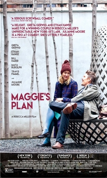 فيلم Maggies Plan 2015