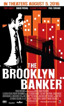 فيلم The Brooklyn Banker 2016 HDRip مترجم