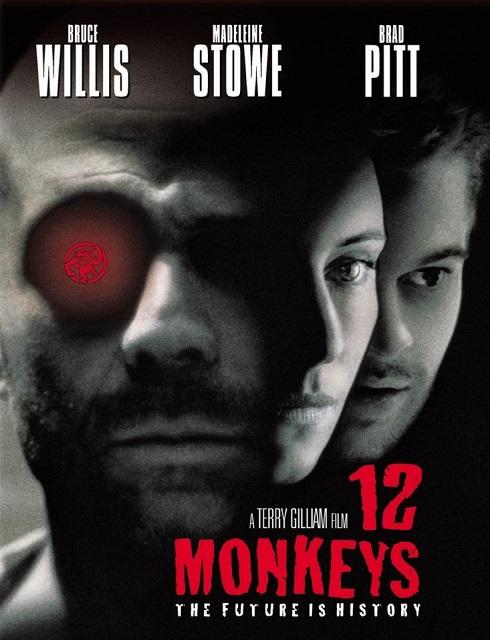 فيلم Twelve Monkeys 1995 مترجم اون لاين
