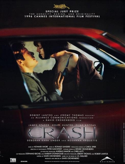 فيلم Crash 1996 مترجم اون لاين للكبار فقط