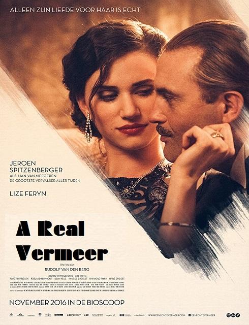 فيلم A Real Vermeer 2016 مترجم اون لاين