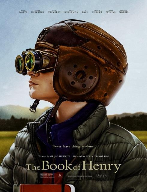 فيلم The Book of Henry 2017 مترجم اون لاين