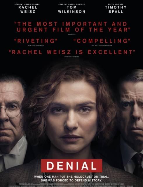 فيلم Denial 2016 مترجم اون لاين