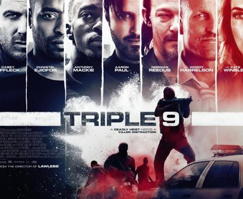 فيلم triple 9 2016