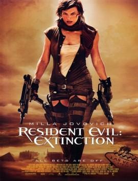 فيلم Resident Evil Extinction 2007 مترجم اون لاين