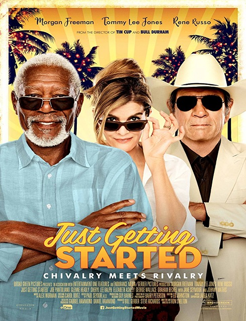 فيلم Just Getting Started 2017 مترجم اون لاين