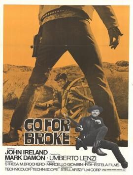 فيلم Go for Broke 1968 مترجم