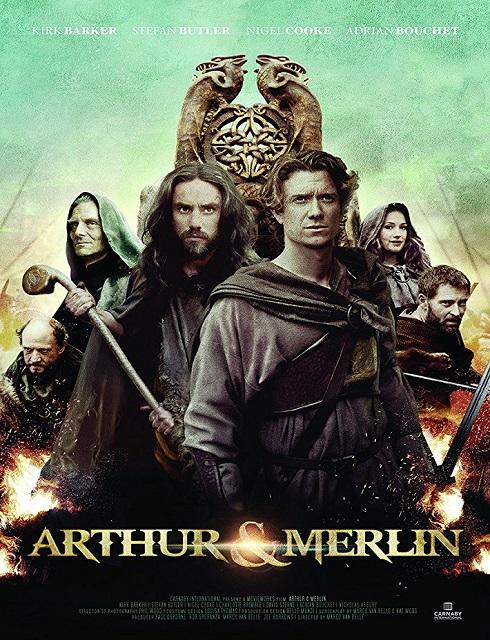 فيلم Arthur And Merlin 2015 مترجم اون لاين