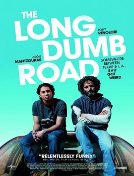 فيلم The Long Dumb Road 2018 مترجم اون لاين