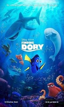 فيلم Finding Dory 2016 HDTS مترجم اون لاين
