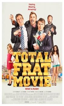 مشاهدة فيلم Total Frat Movie 2016 HD مترجم اون لاين