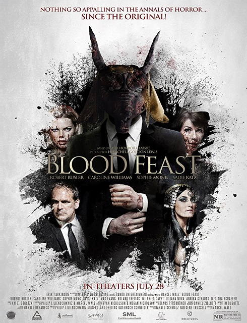 فيلم Blood Feast 2016 مترجم اون لاين