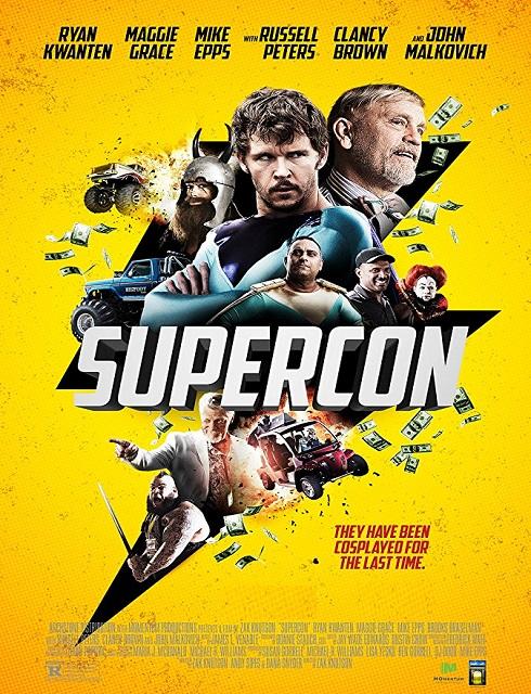 فيلم Supercon 2018 مترجم اون لاين