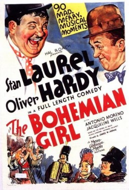فيلم The Bohemian Girl 1936 مترجم