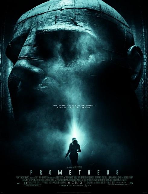فيلم Prometheus 2012 مترجم اون لاين