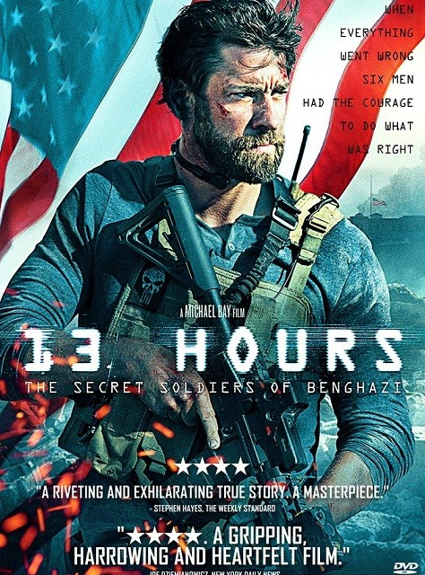 فيلم 13Hours The Secret Soldiers of Benghazi 2016 اون لاين