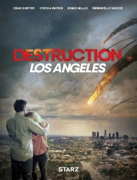 فيلم Destruction Los Angeles 2017 مترجم