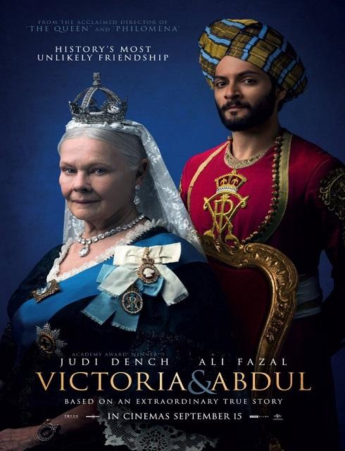فيلم Victoria And Abdul 2017 مترجم اون لاين