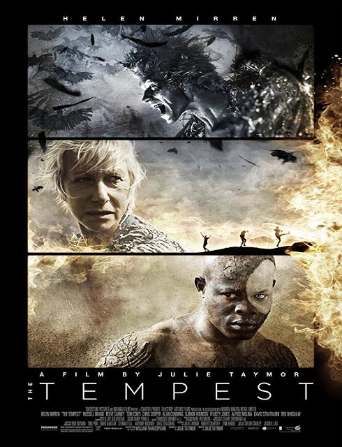 فيلم The Tempest 2010 مترجم اون لاين